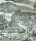 楠溪江石桅岩